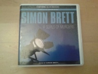 A Series of Murders written by Simon Brett performed by Simon Brett on CD (Unabridged)